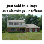 The Story Behind The Sale Of 56 Chestnut Dr, Richboro, PA, In 4 Days With 7 Offers