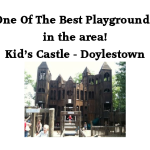 Kid's Castle Is A Fun Playground In Doylestown, PA In Bucks County