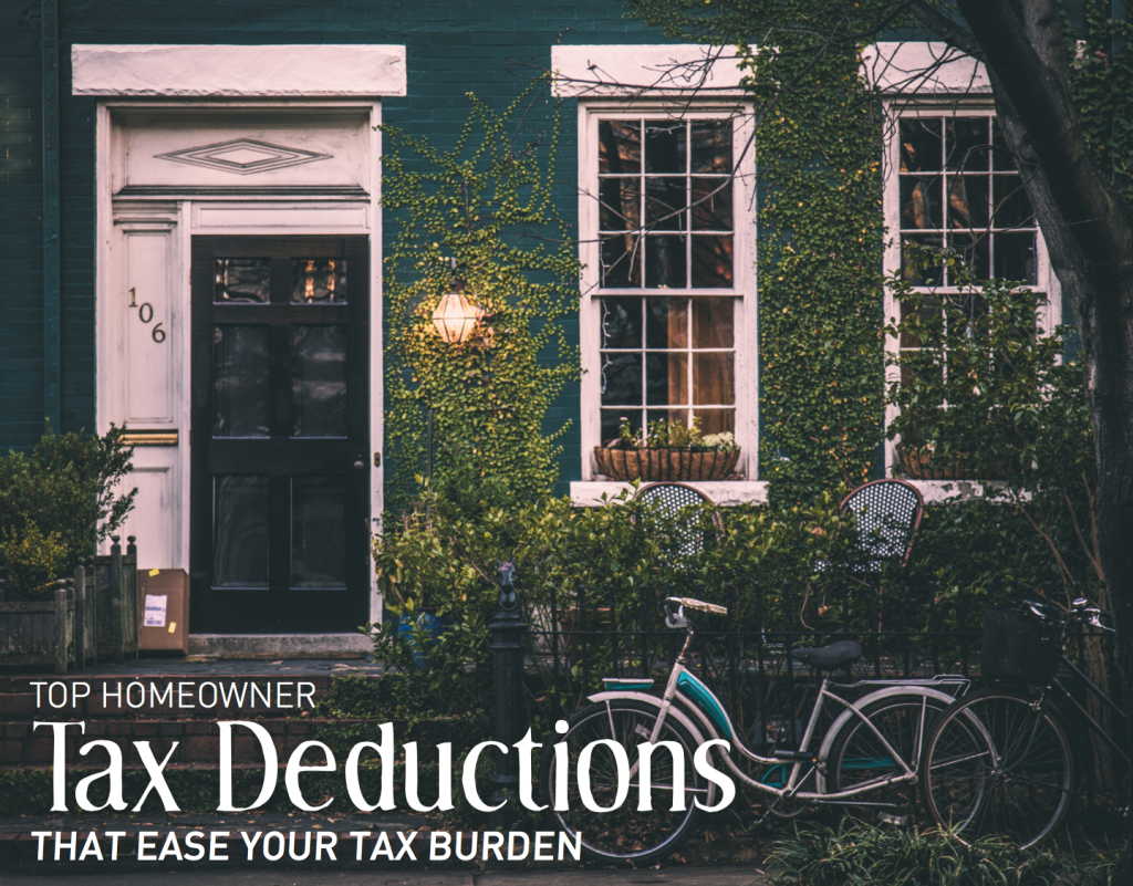 7 Homeowner Tax Deductions For 2016